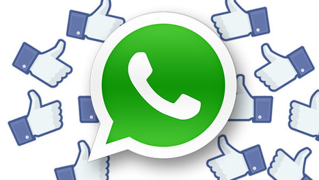Facebook Is Buying Messaging App WhatsApp for $16 Billion | Digital Marketing | Scoop.it