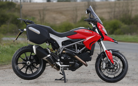 Whats new on the Ducati Hyperstrada?   Ductalk Ducati News   Scoop.it