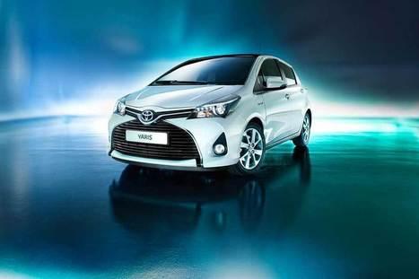 Neuer Toyota Yaris kommt im Sommer - Der Mann und sein Auto | april 14 | Scoop.it