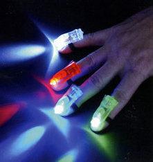 Finger Lights - Set of 4 | AT Visual Impairment | Scoop.it