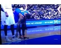 J.R. Smith Unties Shawn Marion's Shoe | Sports News | Scoop.it