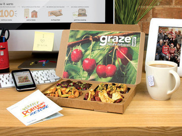 Graze has tripled business in US since January | Changing face of Retail | Scoop.it
