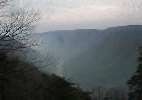 LATEST: Brushfire in the New River Gorge now 75 percent contained   New River News   Scoop.it