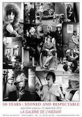 Vernissage ce soir de l'expo Stoned and respectable 50 ans de carrière des Rolling Stones | Exposition photos | Scoop.it