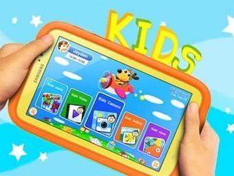 Claves para elegir una tablet infantil   IPad-nology   Scoop.it