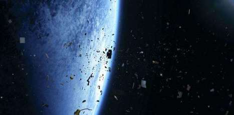 How to clean up space debris – using game theory | Space debris + Hypervelocity impacts | Scoop.it