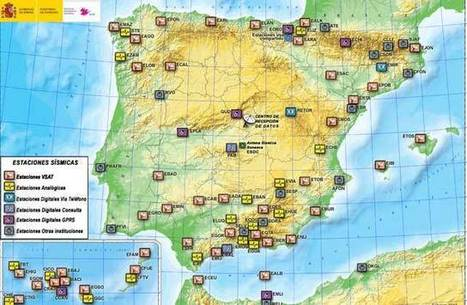 Así es la red de estaciones sísmicas que vigila los terremotos en España | elmundo.es | science for U | Scoop.it