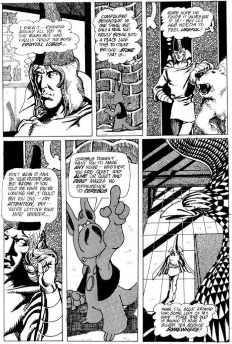 A MOMENT OF CEREBUS: Breaking Free Of Barry Smith | Metis World - UK Focused Moving Company | Scoop.it