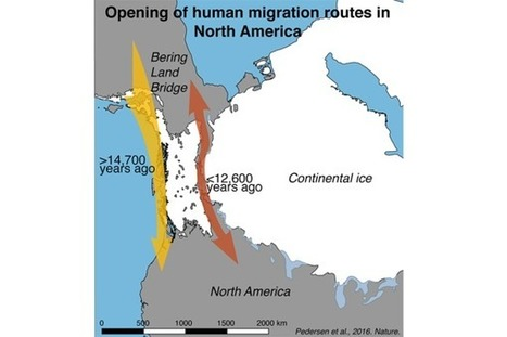 A final blow to myth of how people arrived in the Americas | enjoy yourself | Scoop.it