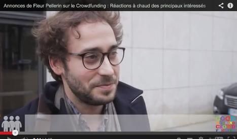 Réactions des plateformes de crowdunding aux annonces Fleur Pellerin | MusIndustries | Scoop.it