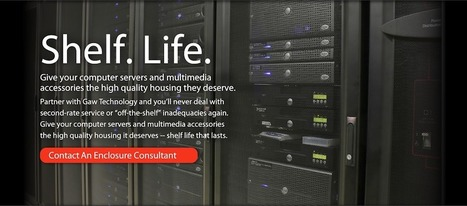 Server Racks Cabinets | Server Room and Data Center Solutions | Scoop.it