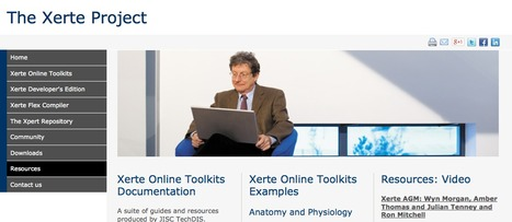 The Xerte Project Home Page - The University of Nottingham | Xerte Online Toolkits | Scoop.it