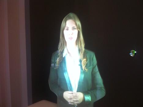 L'hologramme de la discorde à la mairie de Puteaux   Service Public et Collectivités Territoriales   Scoop.it
