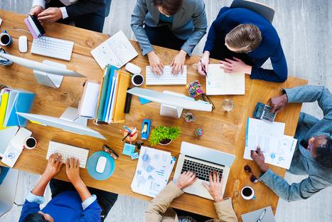 Les travailleurs indépendants à l'ère du collaboratif | La nouvelle réalité du travail | Scoop.it