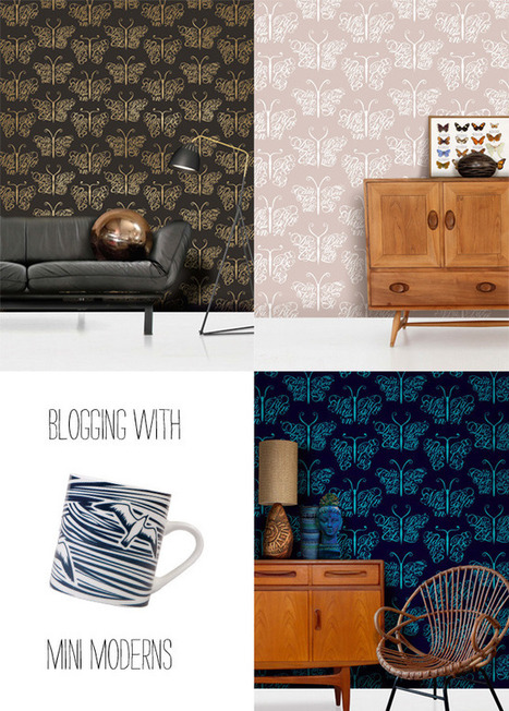 Happily Ever After: Mini Moderns | Interior Design & Decoration | Scoop.it