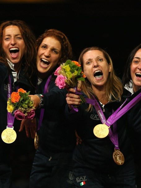 #London2012 Italian 'dream team' dominate | Le It e Amo ✪ | Scoop.it
