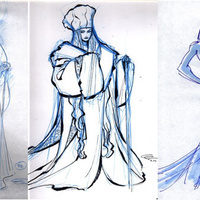 Concept art for Disney's Frozen movies shows off our new Snow Queen | Animation News | Scoop.it