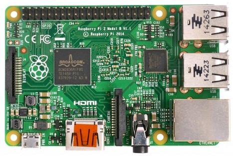 Raspberry Pi Launches Cheapest Computer | Raspberry Pi | Scoop.it