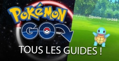 Guide, Tutoriel, Astuces et Soluce Pokémon GO | L'e-Space Multimédia | Scoop.it