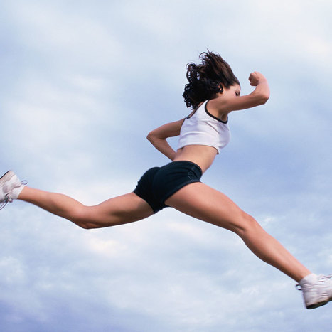 Sport : la folie du running - Plurielles.fr   Le running et le trail un marche en pleine expansion   Scoop.it