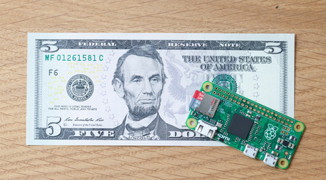 Raspberry Pi Zero, una Raspberry Pi para todos los bolsillos | TECNOLOGÍA_aal66 | Scoop.it