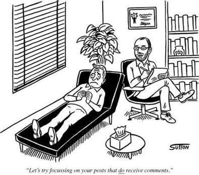 Twitter / Omshadiddle: Therapy in the age of social ... | Digital Marketing Bites | Scoop.it