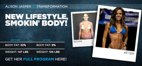 Bodybuilding.com - Body Transformation: New Lifestyle, Smokin' Body! | Weight lifting | Scoop.it