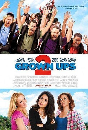 Watch Grown Ups 2 Online | facebook | Scoop.it