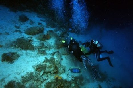 tovima.gr - Σπουδαία αρχαιολογική ανακάλυψη: 22 αρχαία ναυάγια στους Φούρνους   Περί Ιστορίας   Scoop.it