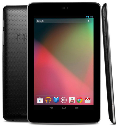 Google Nexus 7: Grymt prisvärd superplatta - PC för Alla | Teknologifronten i min digitala värld | Scoop.it