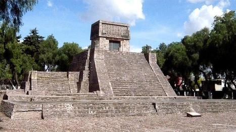 En México descubren un túnel secreto que podría llevar a la tumba de los reyes aztecas | ArqueoNet | Scoop.it