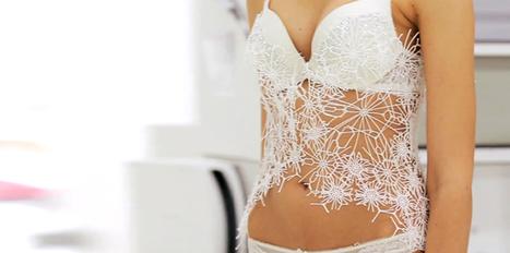 S'imprimer des sous-vêtements sur mesure | SoonSoonSoon.com | FabLab - DIY - 3D printing- Maker | Scoop.it