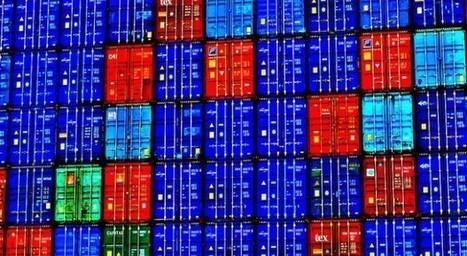 Cette start-up chinoise transforme de vieux containers en fermes urbaines | Agriculture urbaine et rooftop | Scoop.it