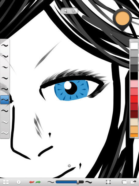 Sketchbook Ink: drawing app for the iPad | | Graphic designs | Scoop.it