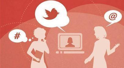 De quoi parlent les femmes dirigeantes sur Twitter ? | Webmarketing seo | Scoop.it