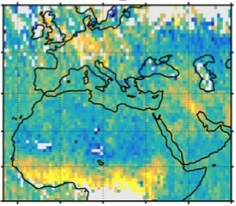 Primeros mapas del CO2 de origen humano obtenidos desde el espacio | CTMA | Scoop.it