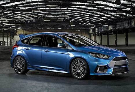 5 Reasons Why You Need To Get The New Ford Focus RS | Autos | Scoop.it