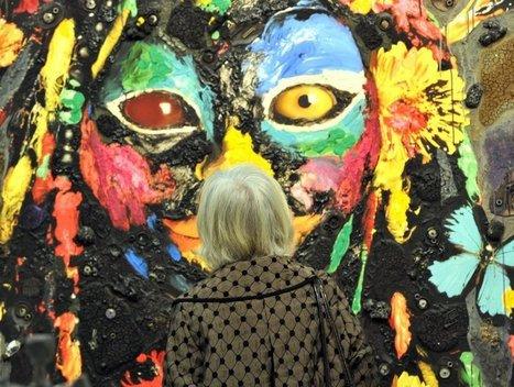 Muestra de arte en Nueva York | New York'Chronics | Scoop.it