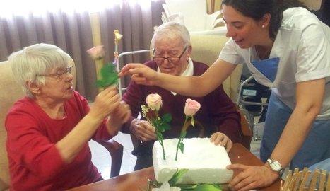 Terapia para adultos con alzheimer