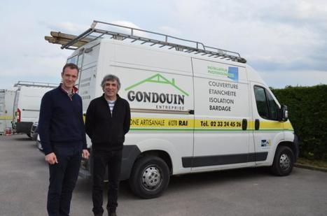 Fabien Delvallé (Orne/61)reprend Gondouin Entreprise et sauve 15 emplois. | L'Orne économique | Scoop.it