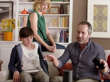 Le produit flippant d'Amazon: «Echo est devenu un membre de la famille».Bientôt en vente...   boetic   Scoop.it