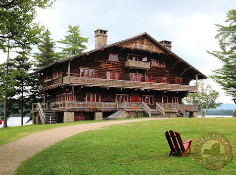 Great Camp Sagamore | Central New York Traveler | Scoop.it