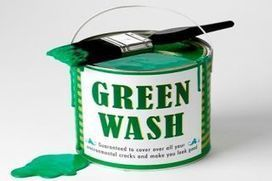 Greenwashing: non perfetti, ma leali. La cultura della sostenibilità | Green Meetings and Green Destinations | Scoop.it