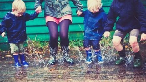 COMMENT: Why does it always rain at school pick up time? | Jocelyn Brewer - media portfolio | Scoop.it