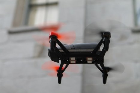 3D-Printed Drones May Be Coming To The Battlefields Of The Future | MilPolSec | Scoop.it