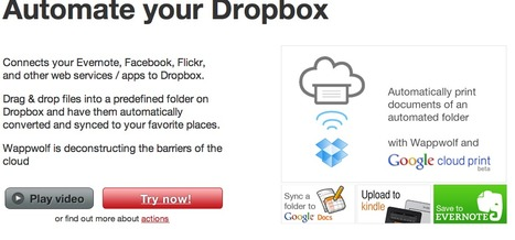 Automate your Dropbox | Ed Tech Toolbox | Scoop.it