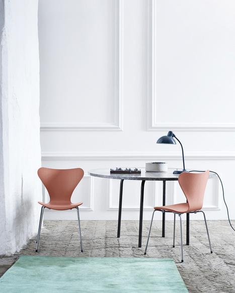 Visiting the Republic of Fritz Hansen · Happy Interior Blog | Interior Design & Decoration | Scoop.it