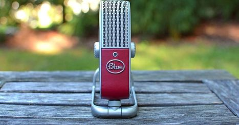 Blue's Raspberry mic is small, but delivers stellar audio quality | E-learning News and Notes | Scoop.it