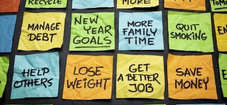7 Incredibly Simple But Effective Habits To Develop In 2016 | Competitive Edge | Scoop.it