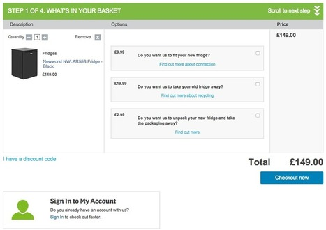 12 ways to reduce basket abandonment on your ecommerce site | Usability, AB + MVTesting, CRO | Scoop.it